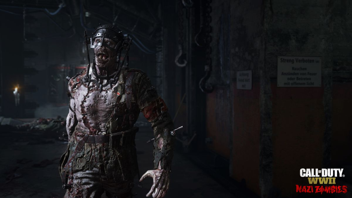 Call of Duty: WWII Nazi Zombies