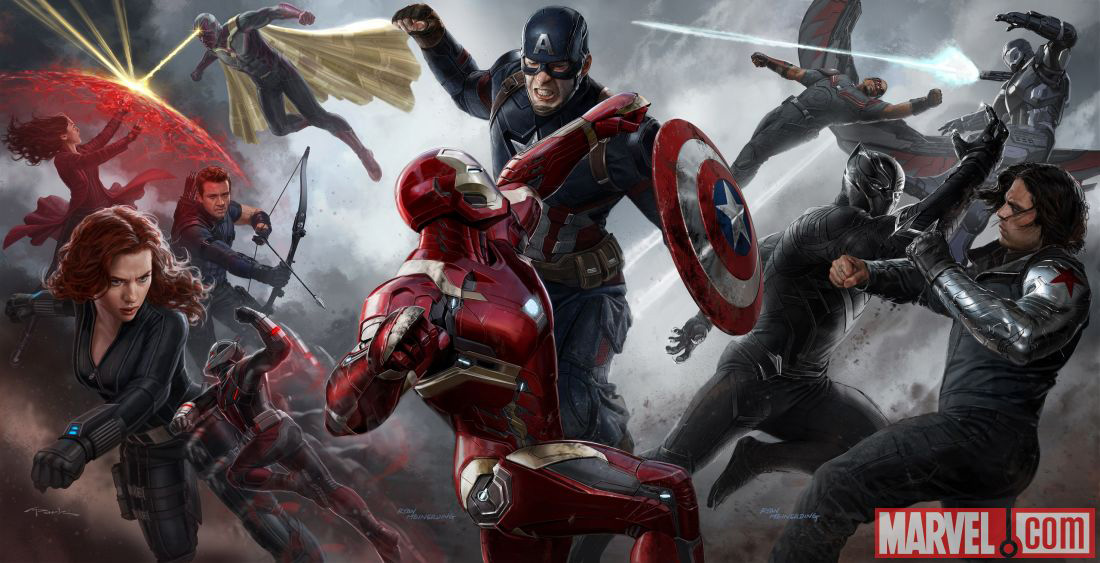 Marvel's Civil War Rivalries Spill Over Into the Real World In Funny Or Die's Hilarious Sh