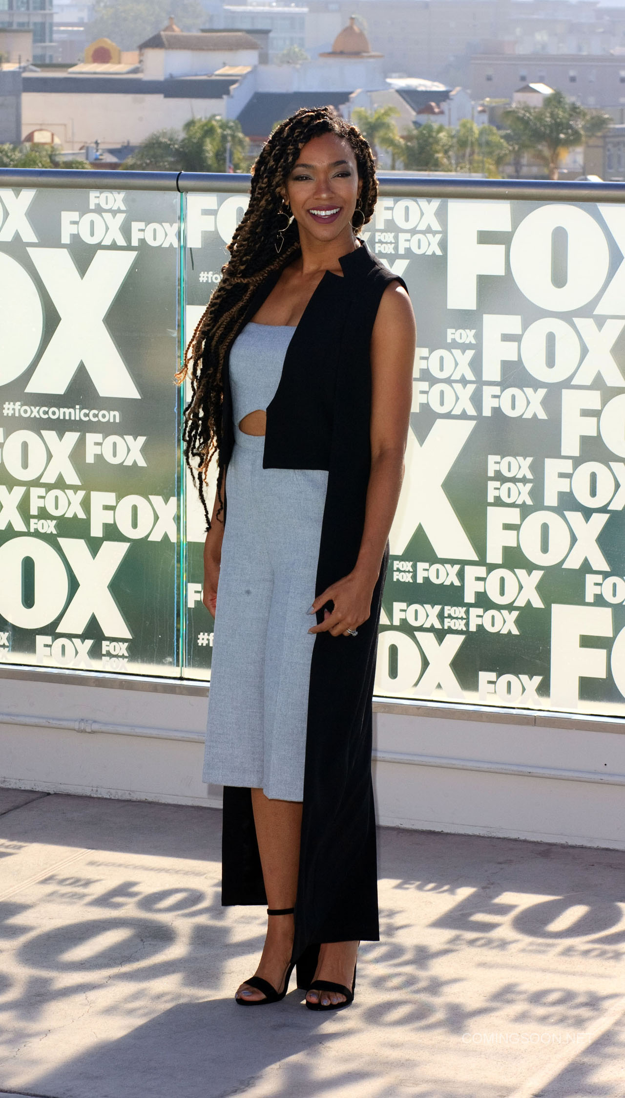 Fox Comic Con breakfast with the cast of Walking Dead and Outcast Featuring: Sonequa Martin-Green Where: San Diego, California, United States When: 22 Jul 2016 Credit: Tony Forte/WENN