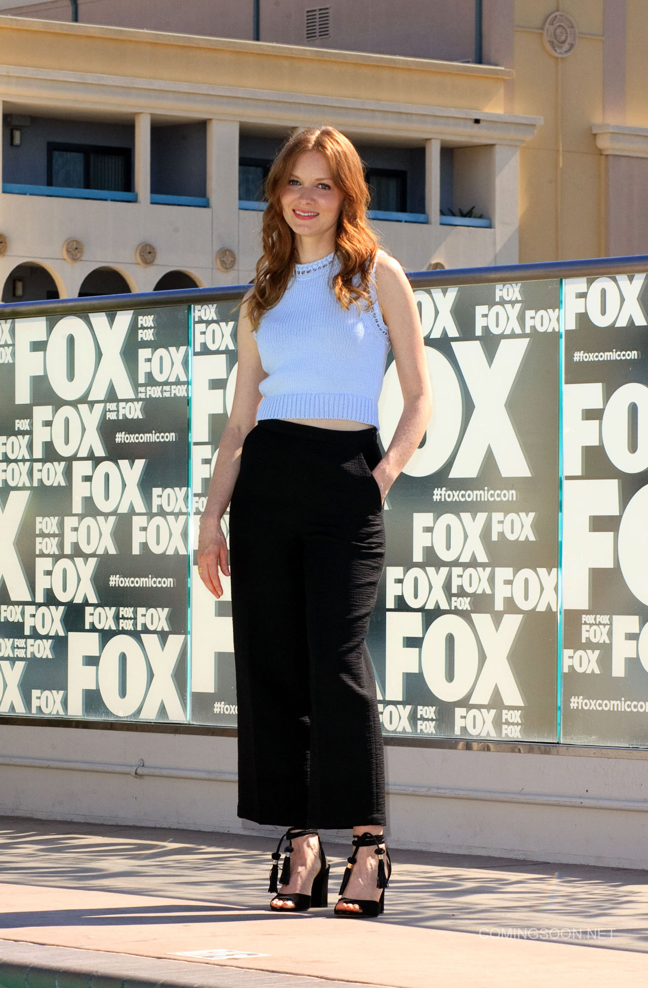 Fox Comic Con breakfast with the cast of Walking Dead and Outcast Featuring: Wren Schmidt Where: San Diego, California, United States When: 22 Jul 2016 Credit: Tony Forte/WENN