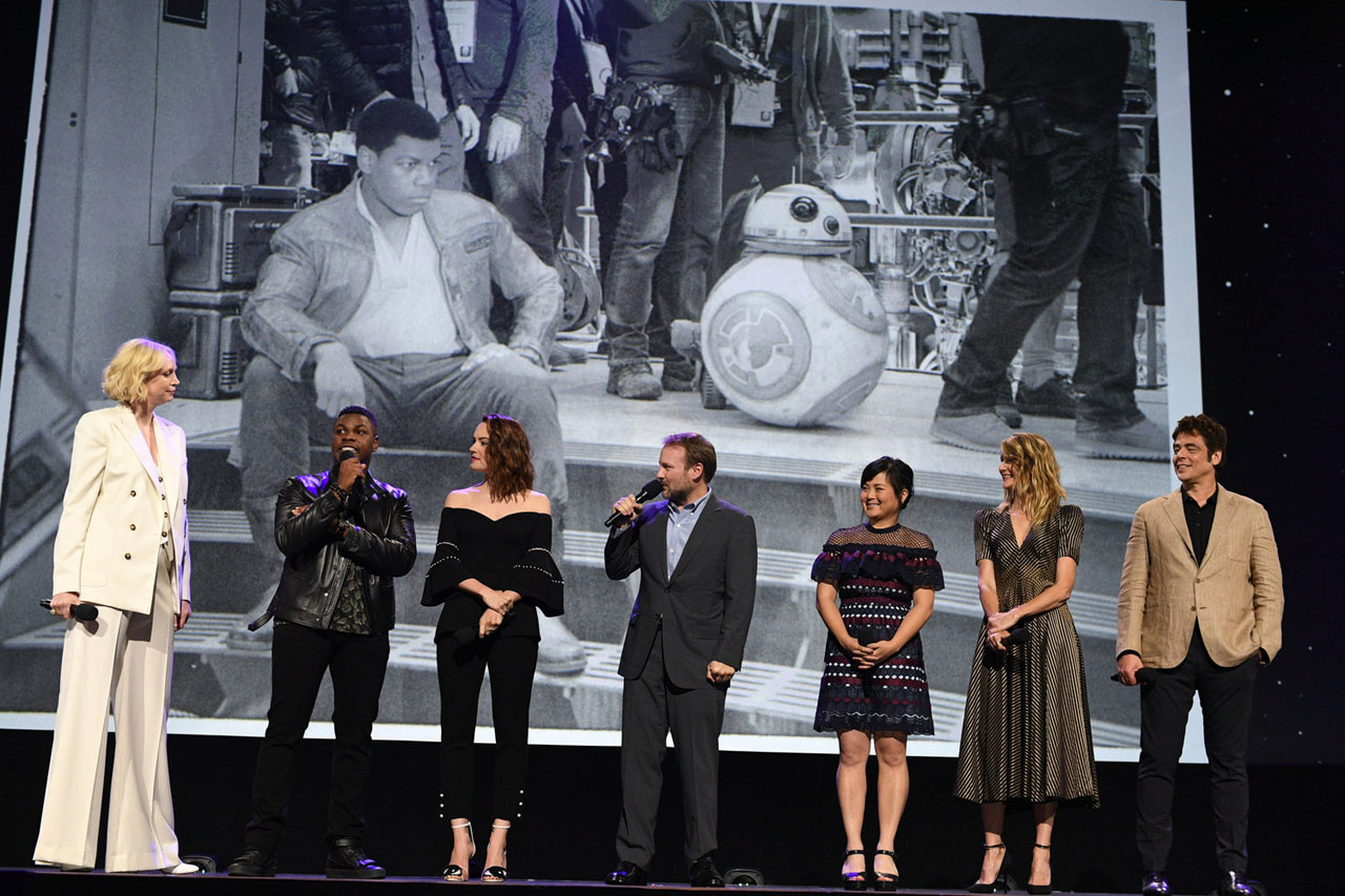 D23 Expo 2017 Live-Action Films Panel