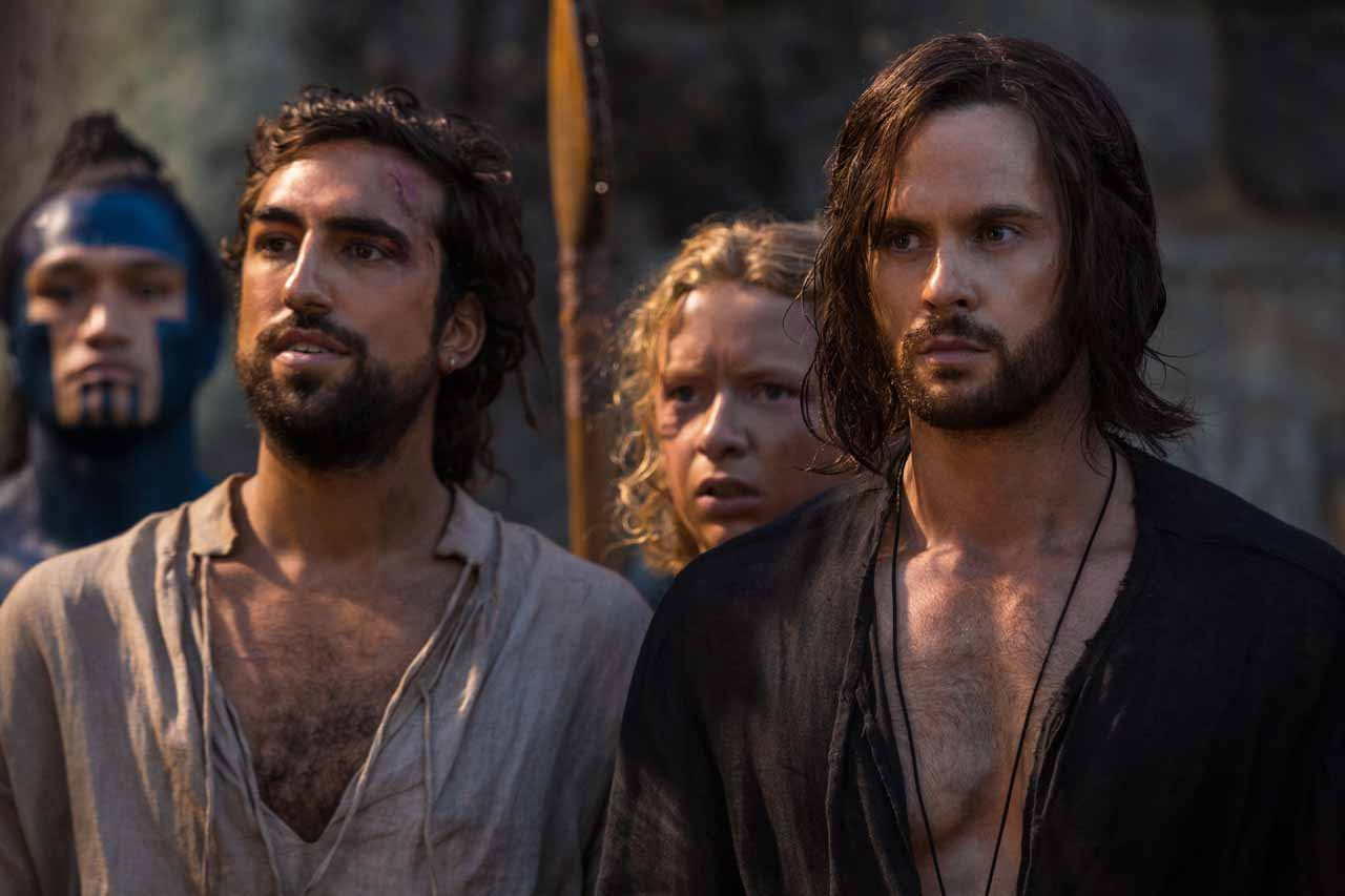 Davinci's Demons on STARZPlay.com