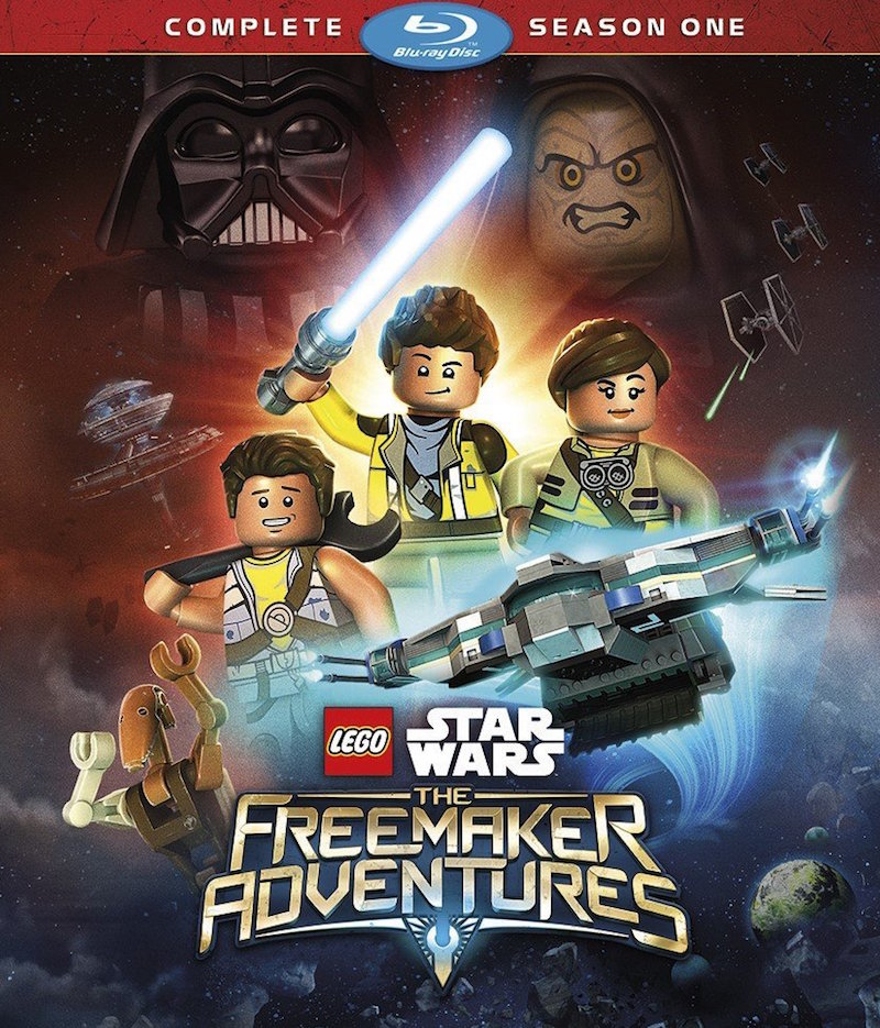 Star Wars: The Freemaker Adventures Season One