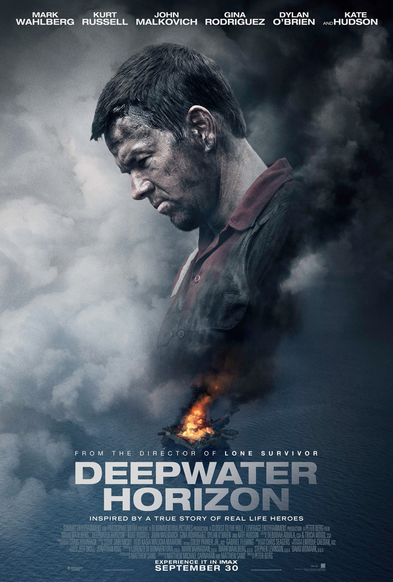 Image result for deepwater horizon poster