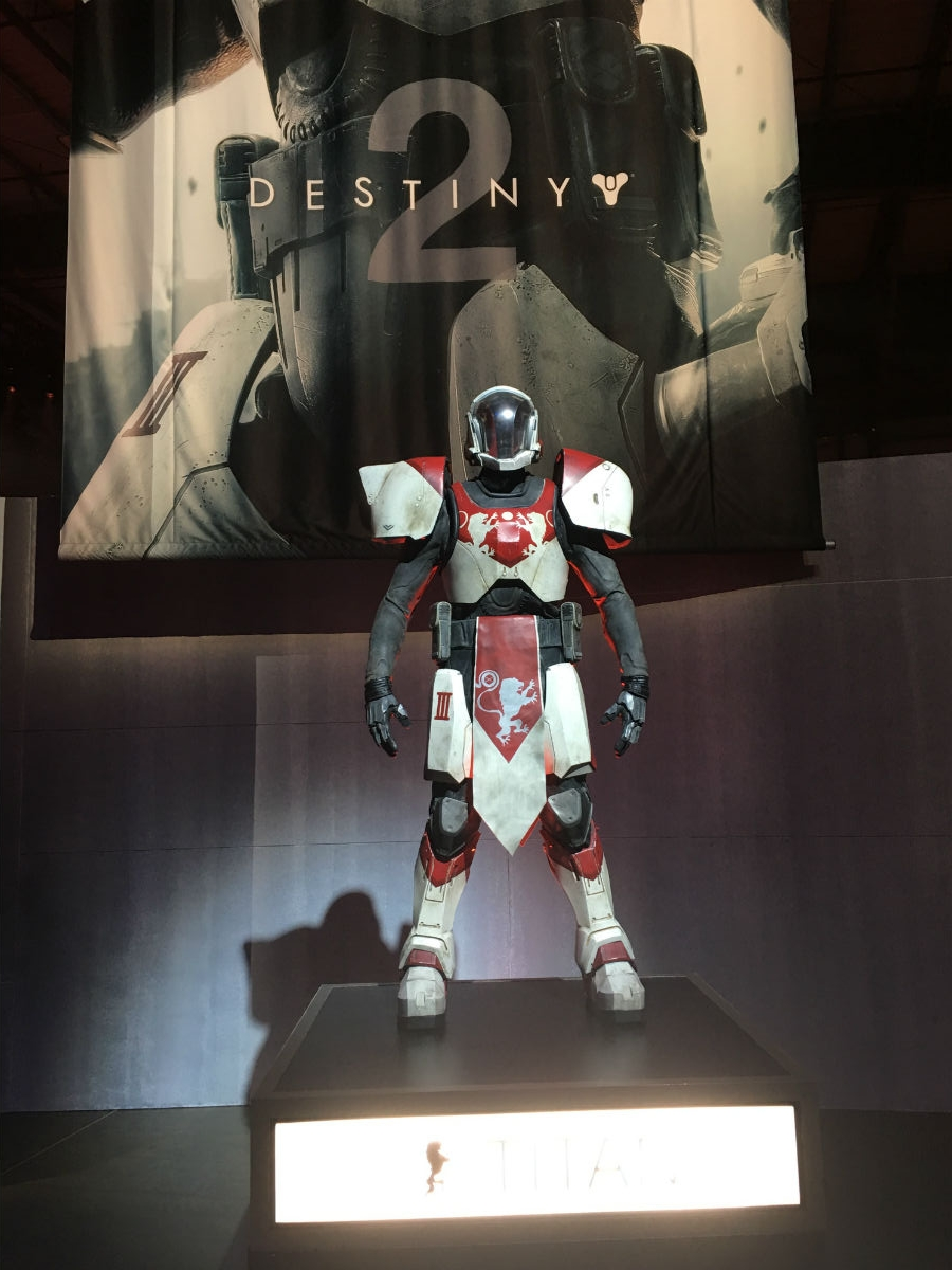 Destiny 2 Gameplay Event