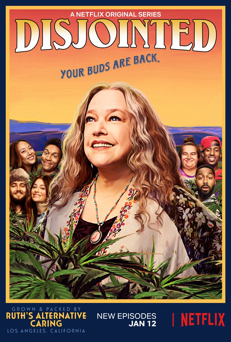 Disjointed Season 2