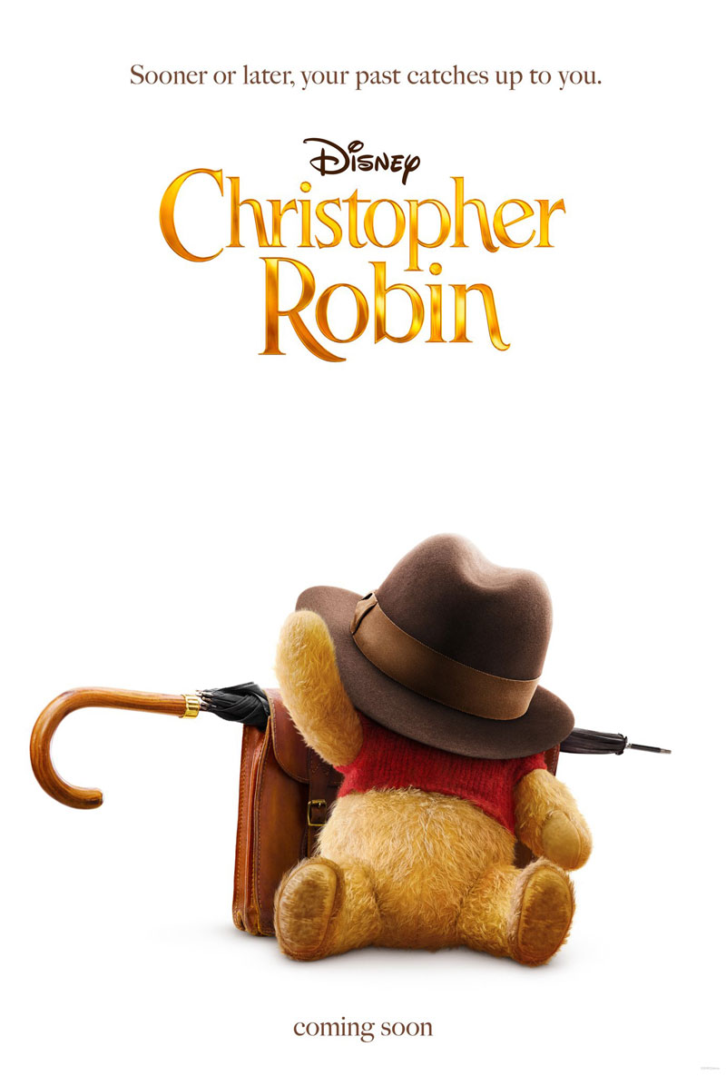 christopher robin marc forster 01 08 2018 previews mad movies. Black Bedroom Furniture Sets. Home Design Ideas