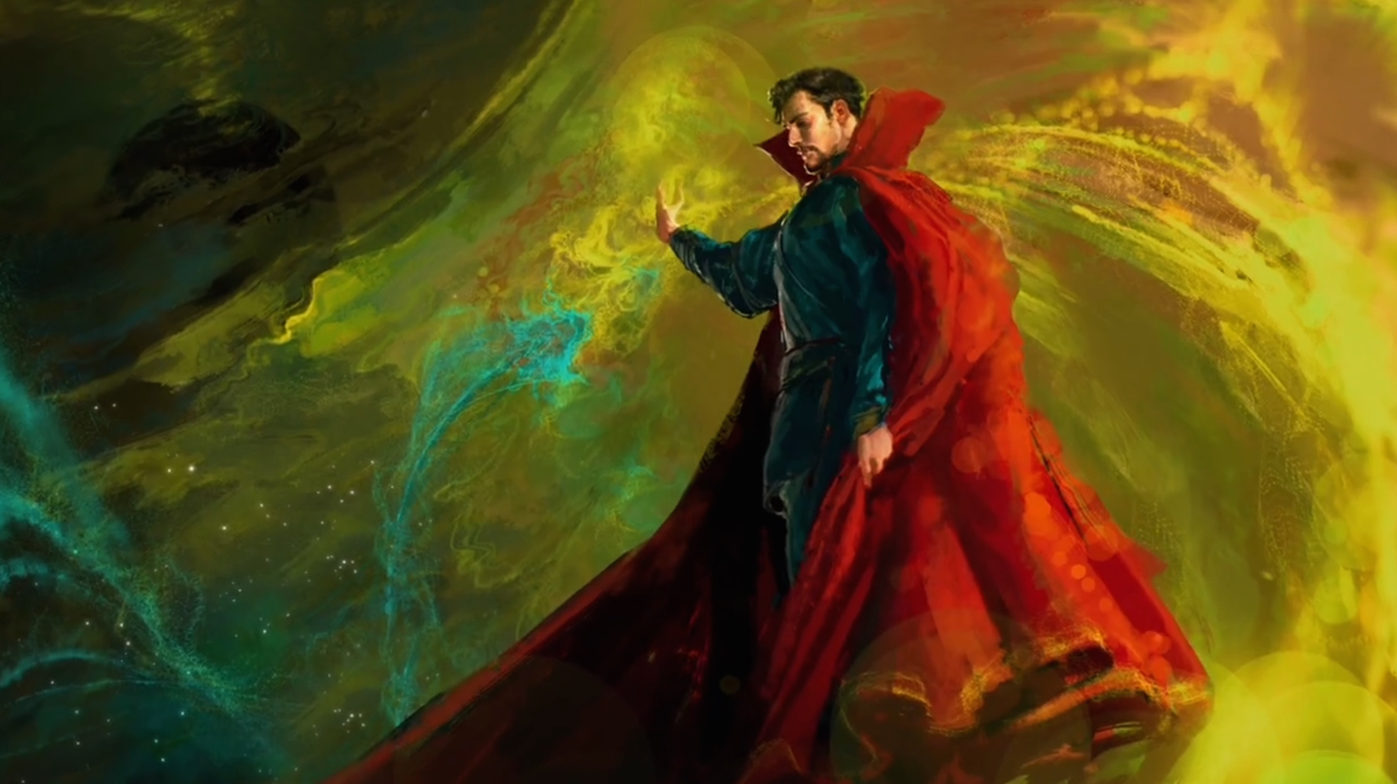 Doctor Strange Photos Released  ComingSoonnet