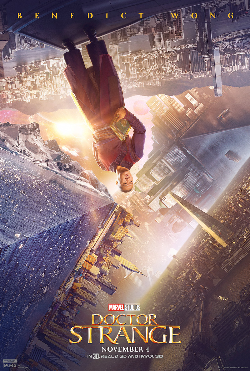 Dr Strange Movie Poster 26466  DFILES