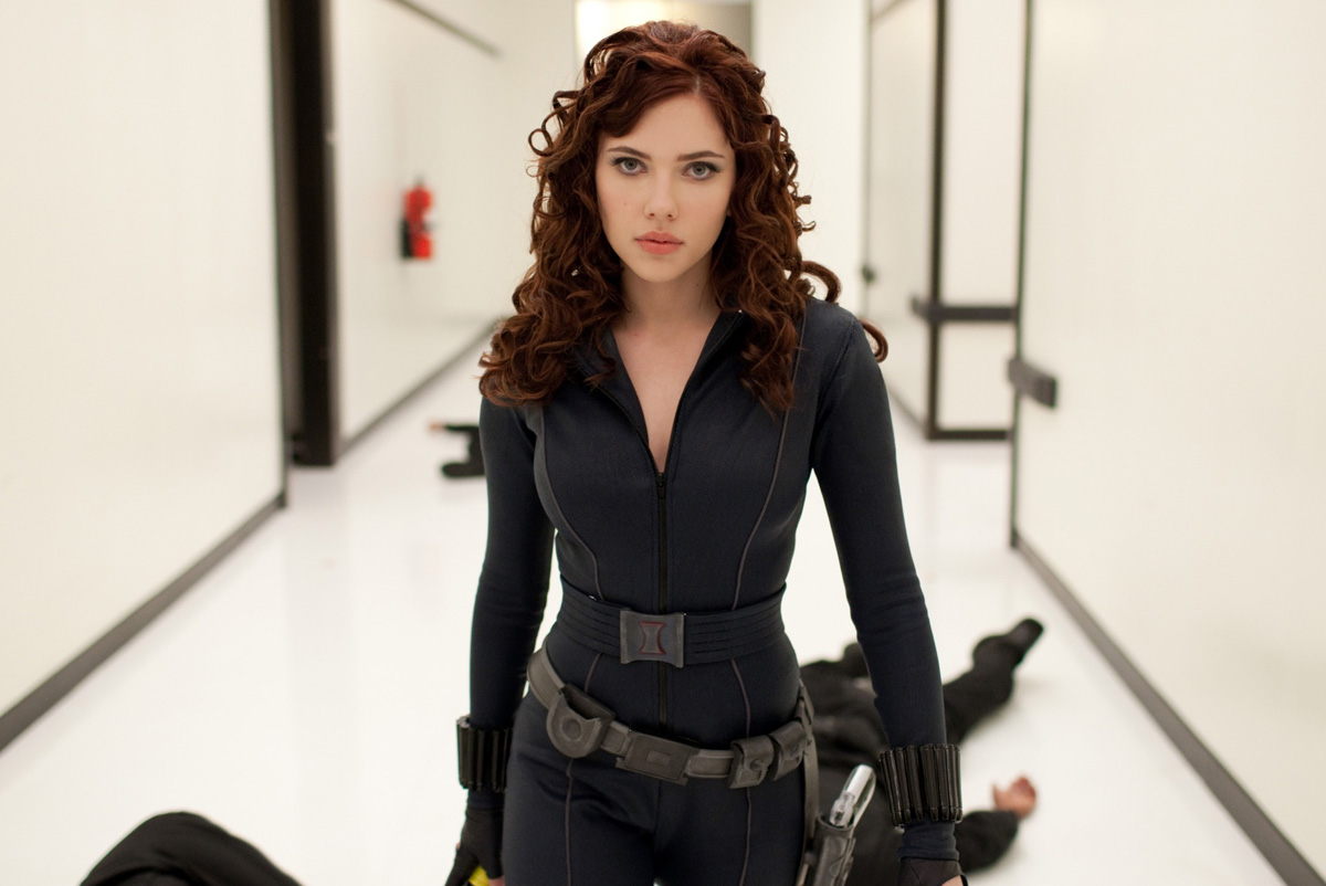 Black Widow - Iron Man 2 (2010)