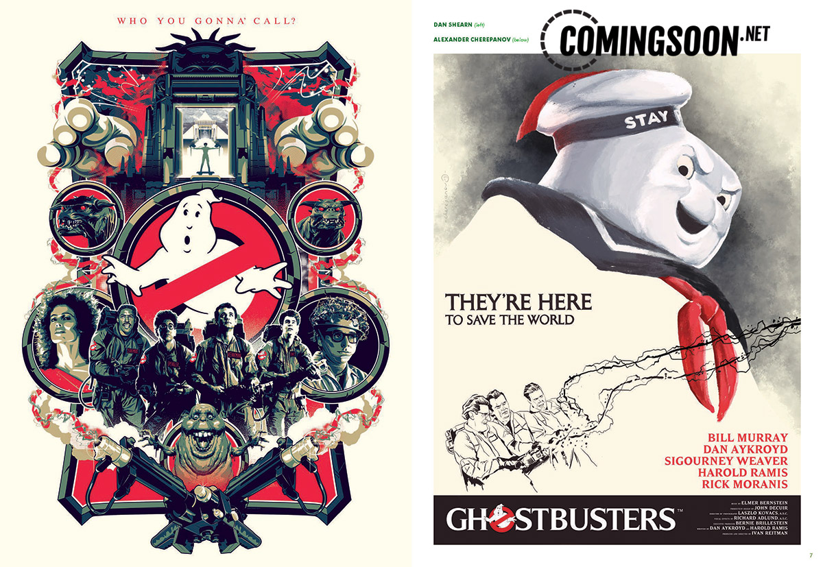 Ghostbusters: Artbook Exclusive
