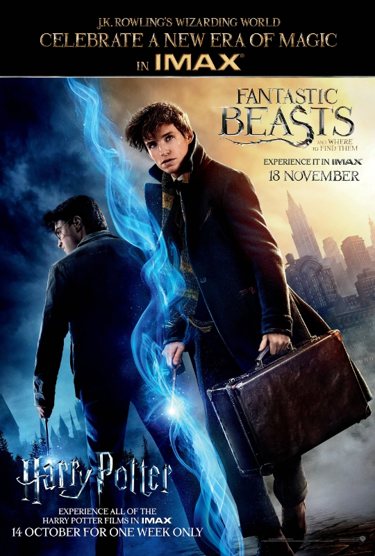 Harry Potter Week-IMAX