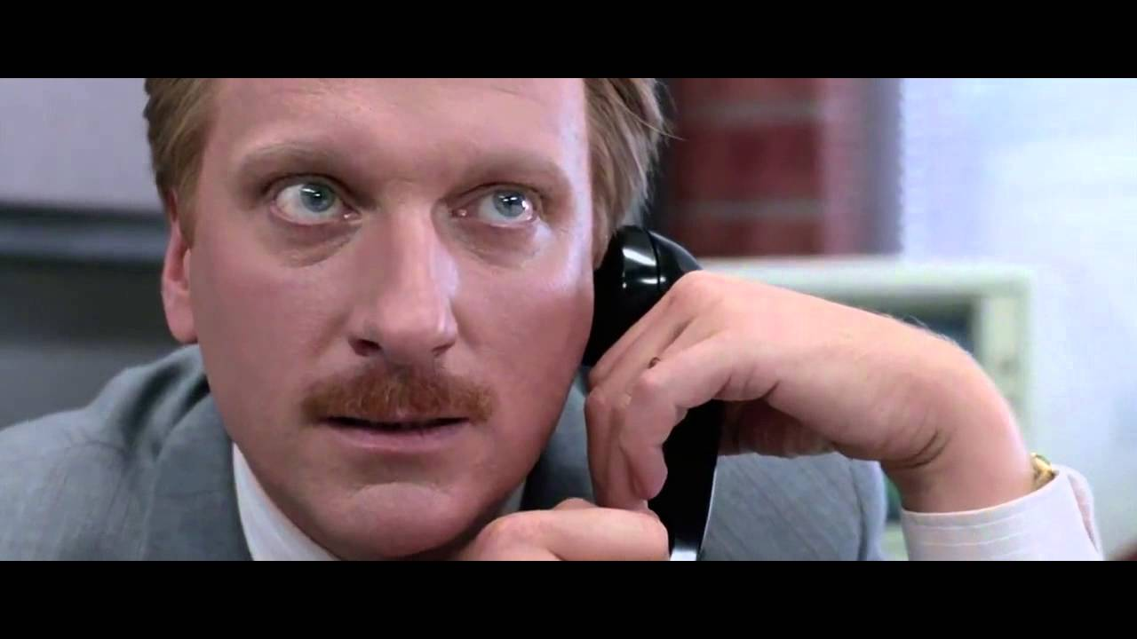 9:35 a.m. - Call Mr. Rooney So He Knows It's Not You Pretending to Be Mr. Peterson