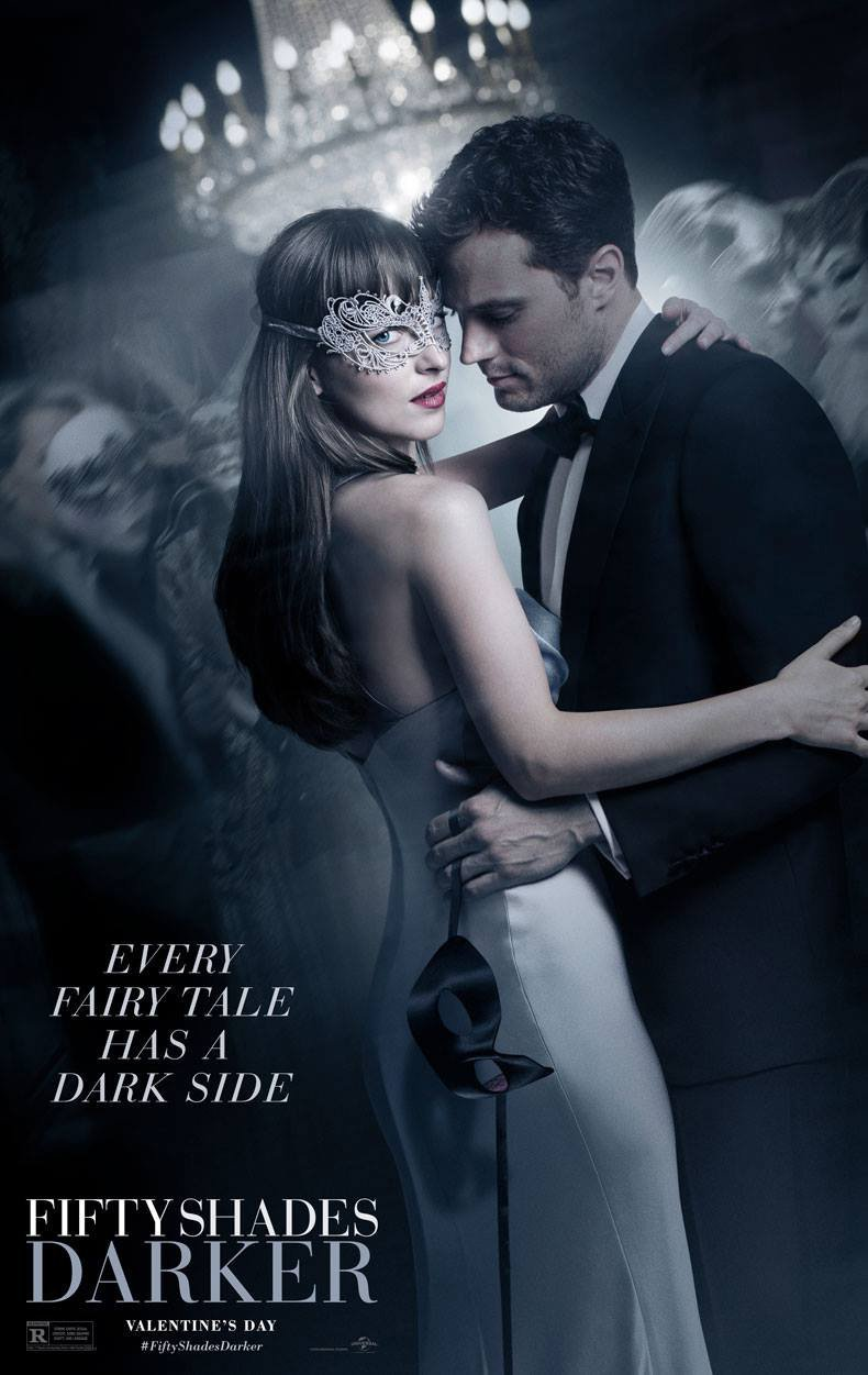 new fifty shades darker trailer and poster fifty shades darker