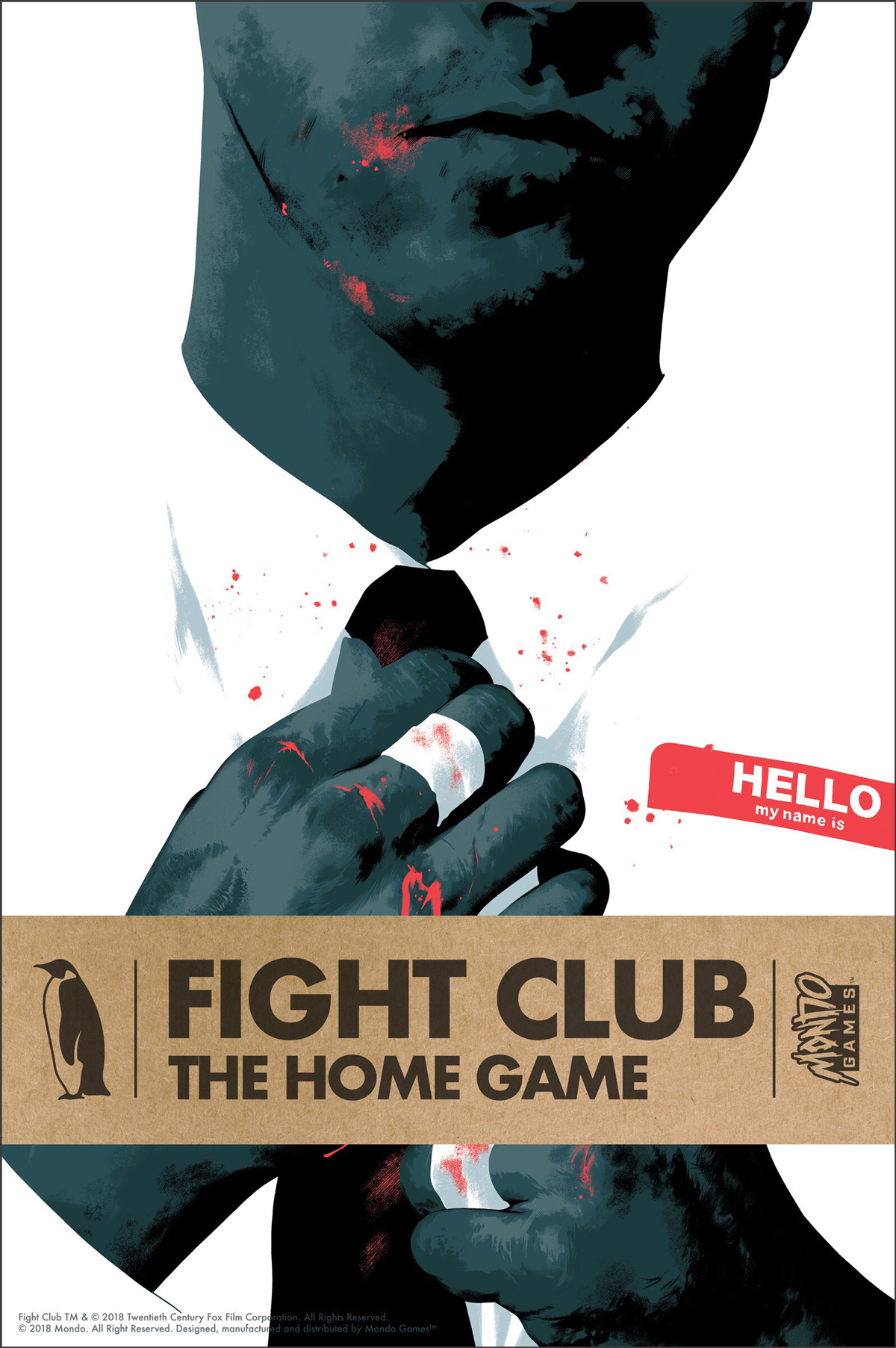 Fight Club: The Home Game