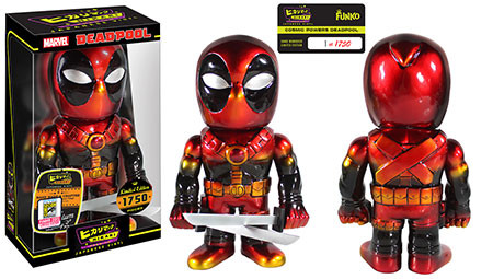 Hikari: Marvel – Cosmic Powers Deadpool