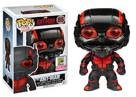 Pop! Marvel: Ant-Man - Black Out Ant-Man