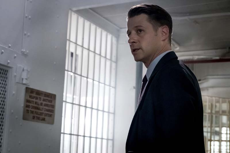 Solomon Grundy in the Gotham Episode 4.05 Preview