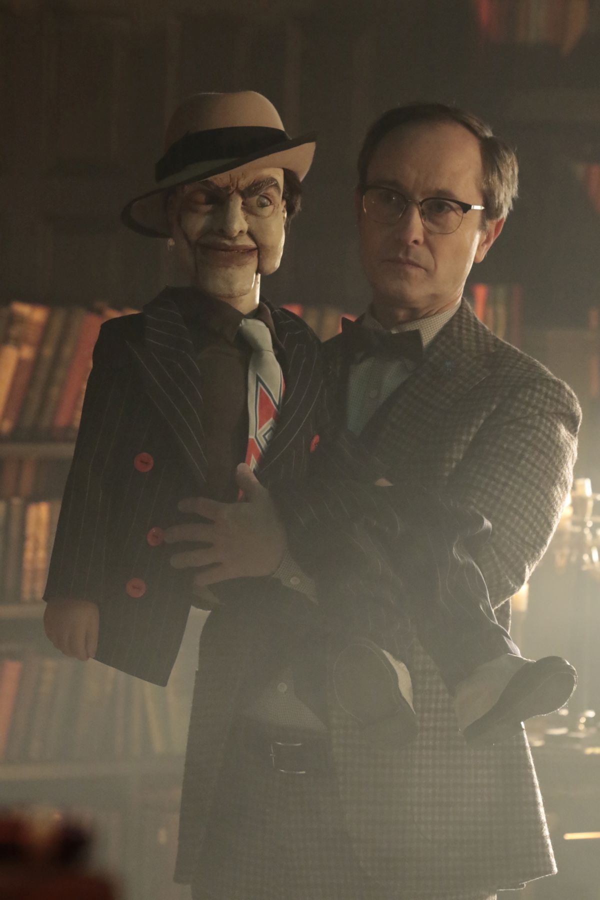 """GOTHAM: Guest star Andrew Sellon in the """"Nothing's Shocking"""" episode of GOTHAM airing Thursday, Feb. 28 (8:00-9:00 PM ET/PT) on FOX. ©2019 Fox Broadcasting Co. Cr: FOX"""