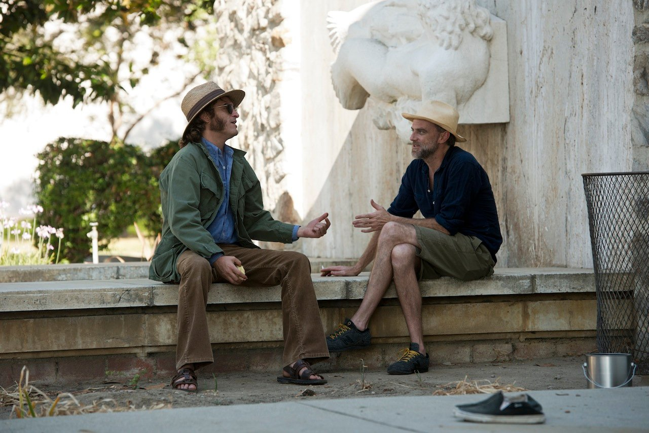 new banner for paul thomas anderson s inherent vice comingsoon net iv 01314