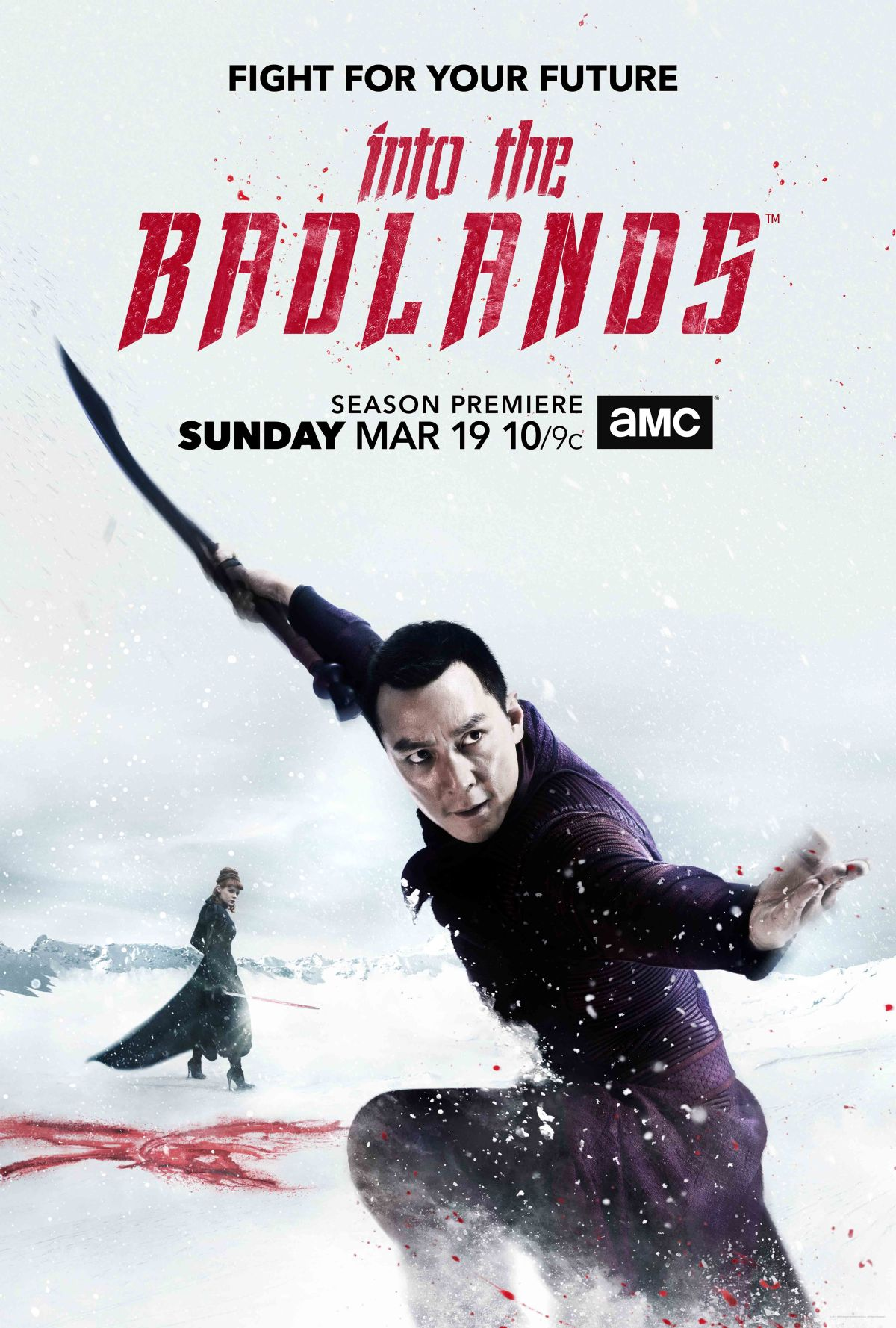 AMC Renews Into the Badlands for 16-Episode Third Season