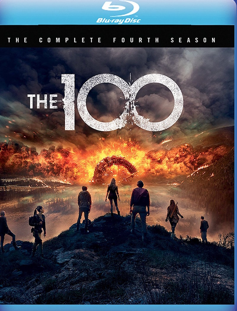 The 100 - Season Four