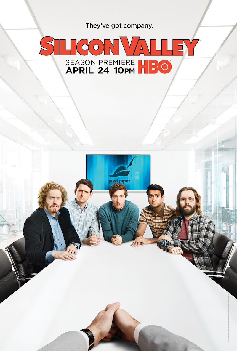 Silicon Valley: Season Three