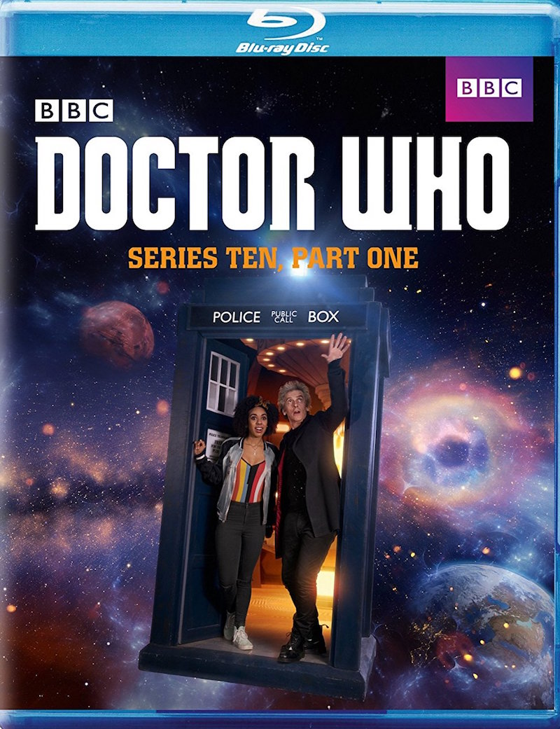 Doctor Who - Series 10, Part One