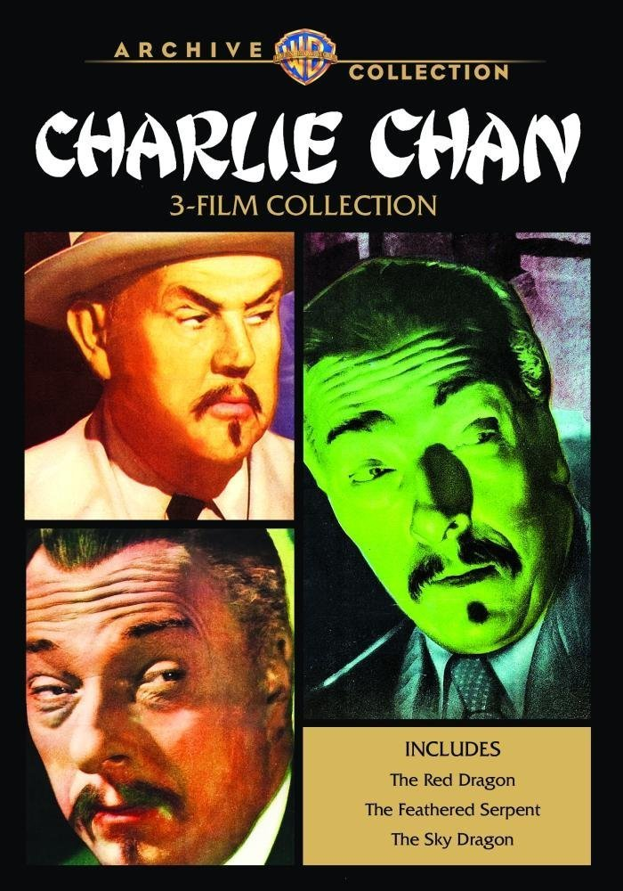 Charlie Chan - Three Movie Collection