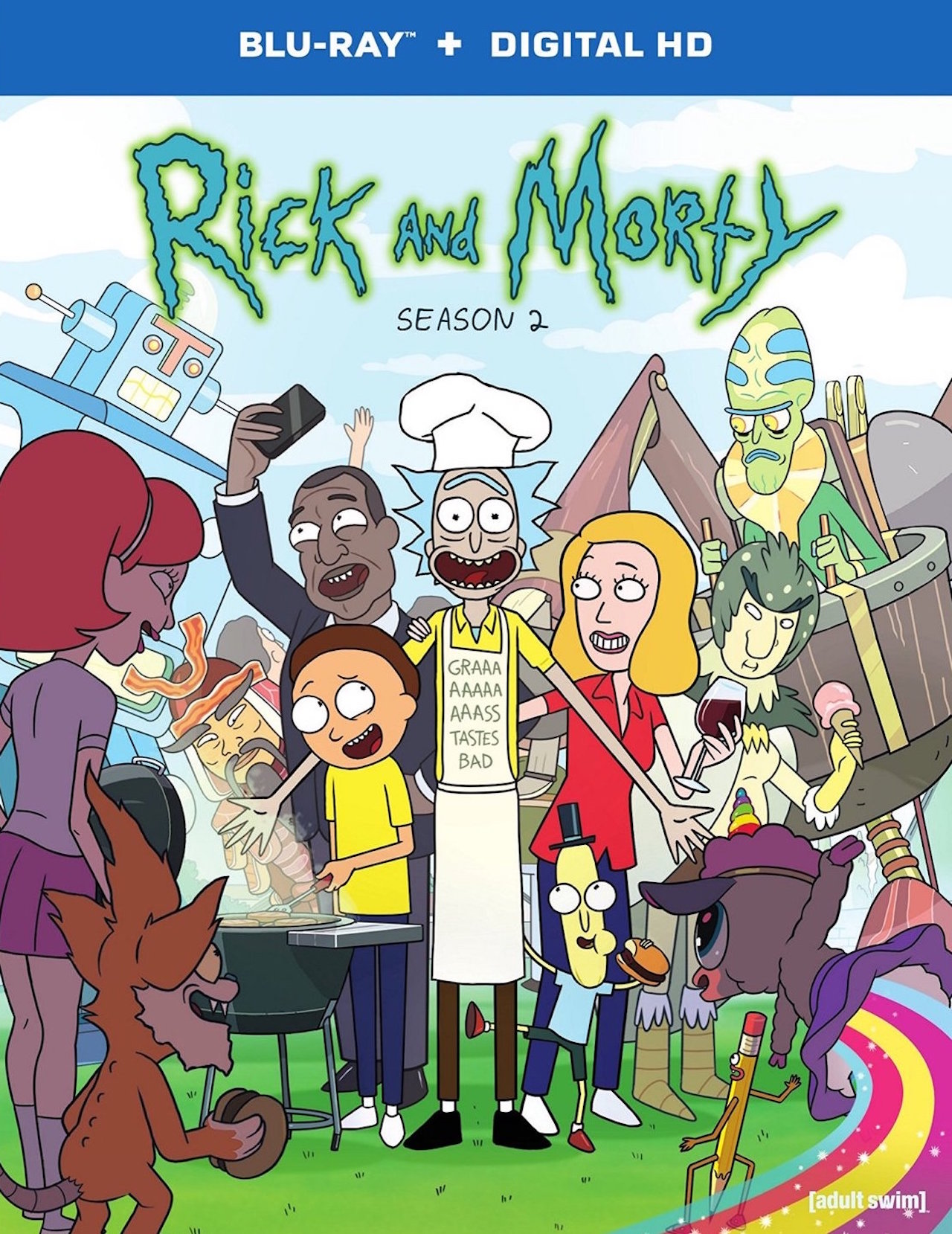 Rick & Morty: Season Two