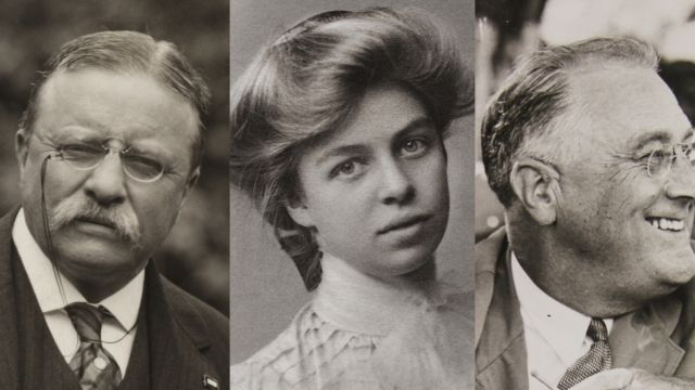 The Roosevelts (2014)