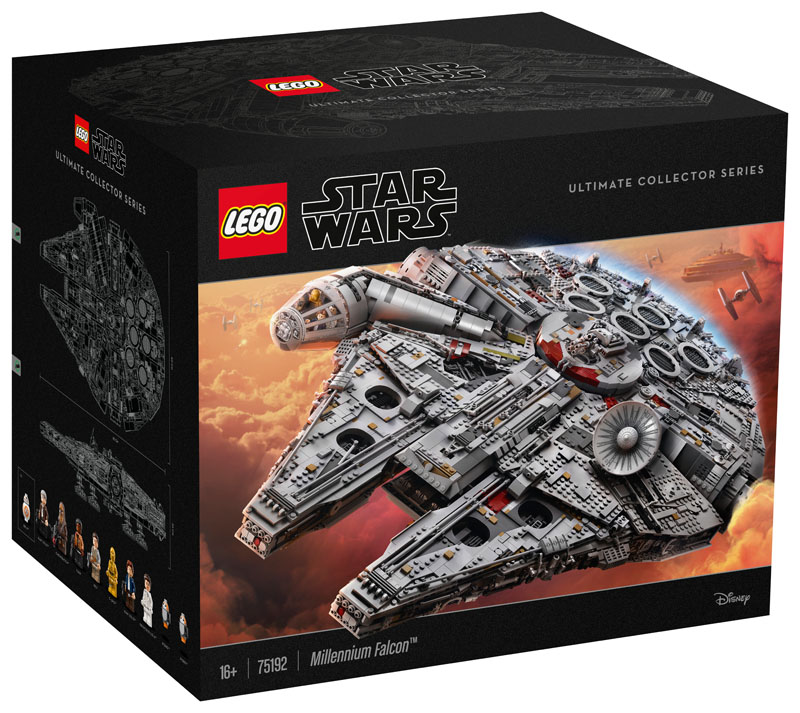 LEGO Star Wars Ultimate Collector Series Millennium Falcon