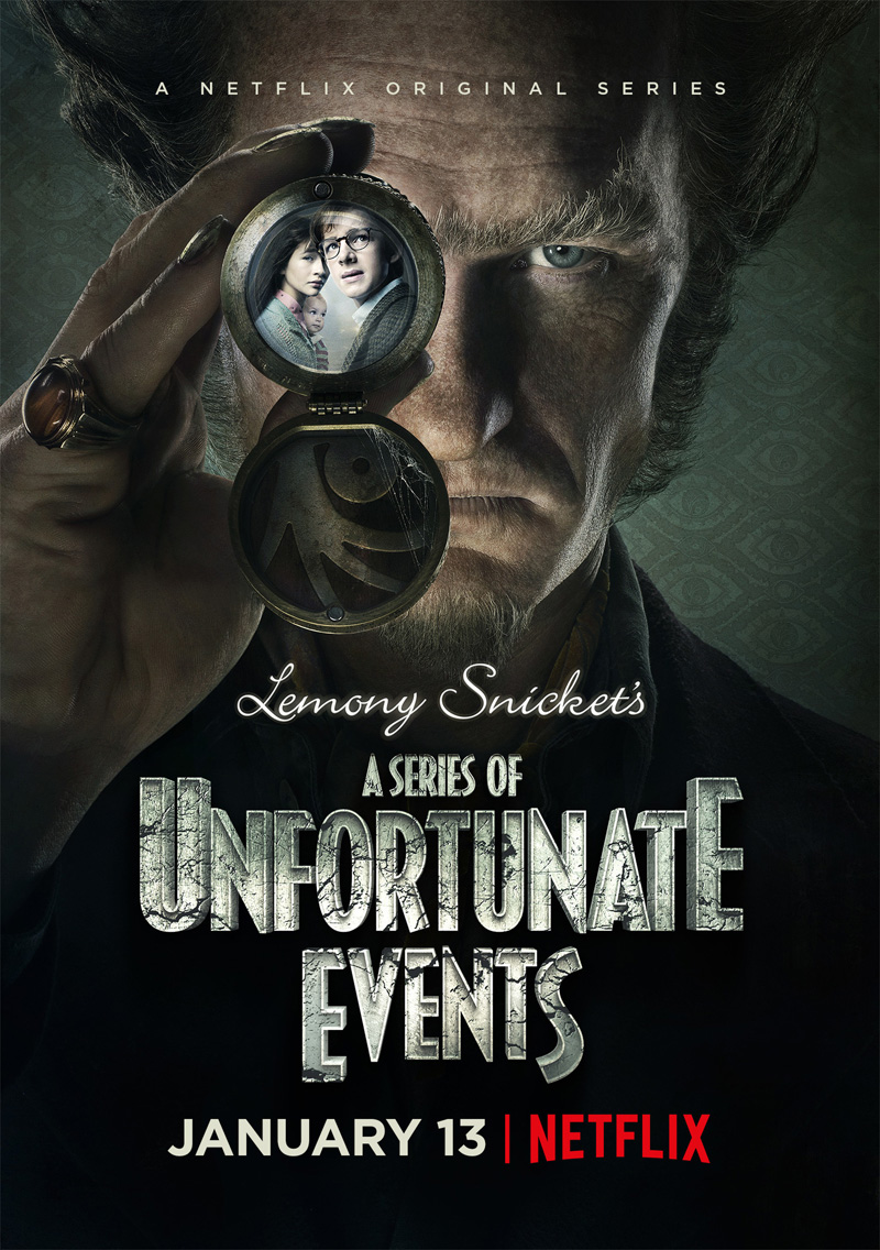 A Series Of Unfortunate Events review: wonderfully dismal
