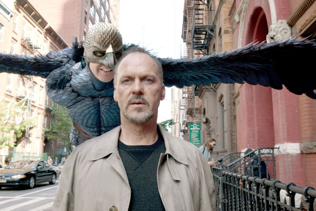 Birdman or (The Unexpected Virtue of Innocence) (2014)