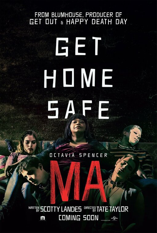 Try to Get Home Safe With the New Poster for Blumhouse's Ma