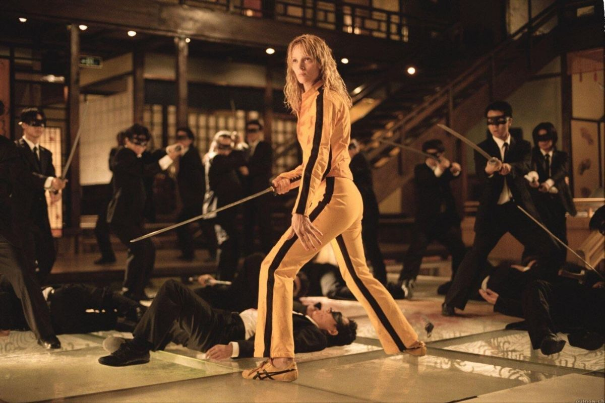 Kill Bill: Vols. I and II (2003, 2004)