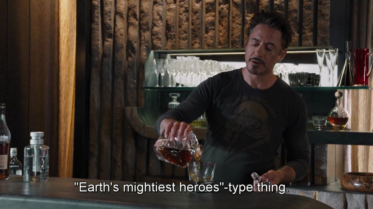 'Earth's Mightiest Heroes'