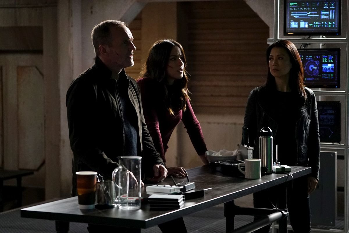 Marvel's Agents of SHIELD 5.12