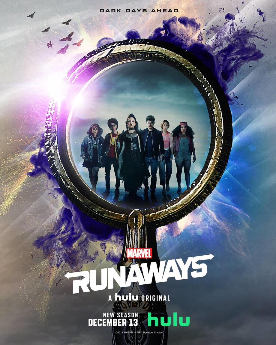 Marvel's Runaways Season 3