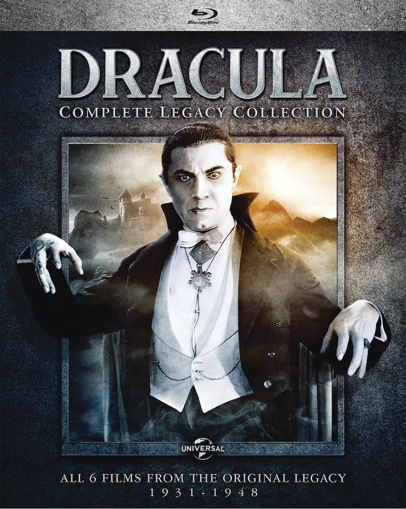 Dracula: The Complete Legacy Collection
