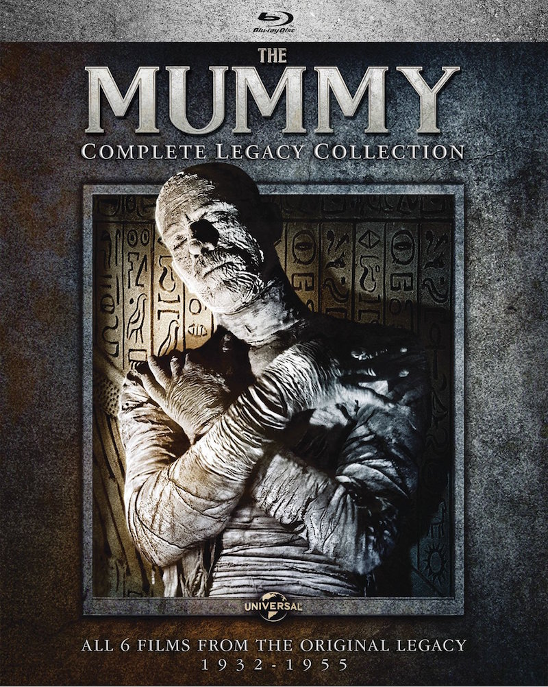 The Mummy: The Complete Legacy Collection