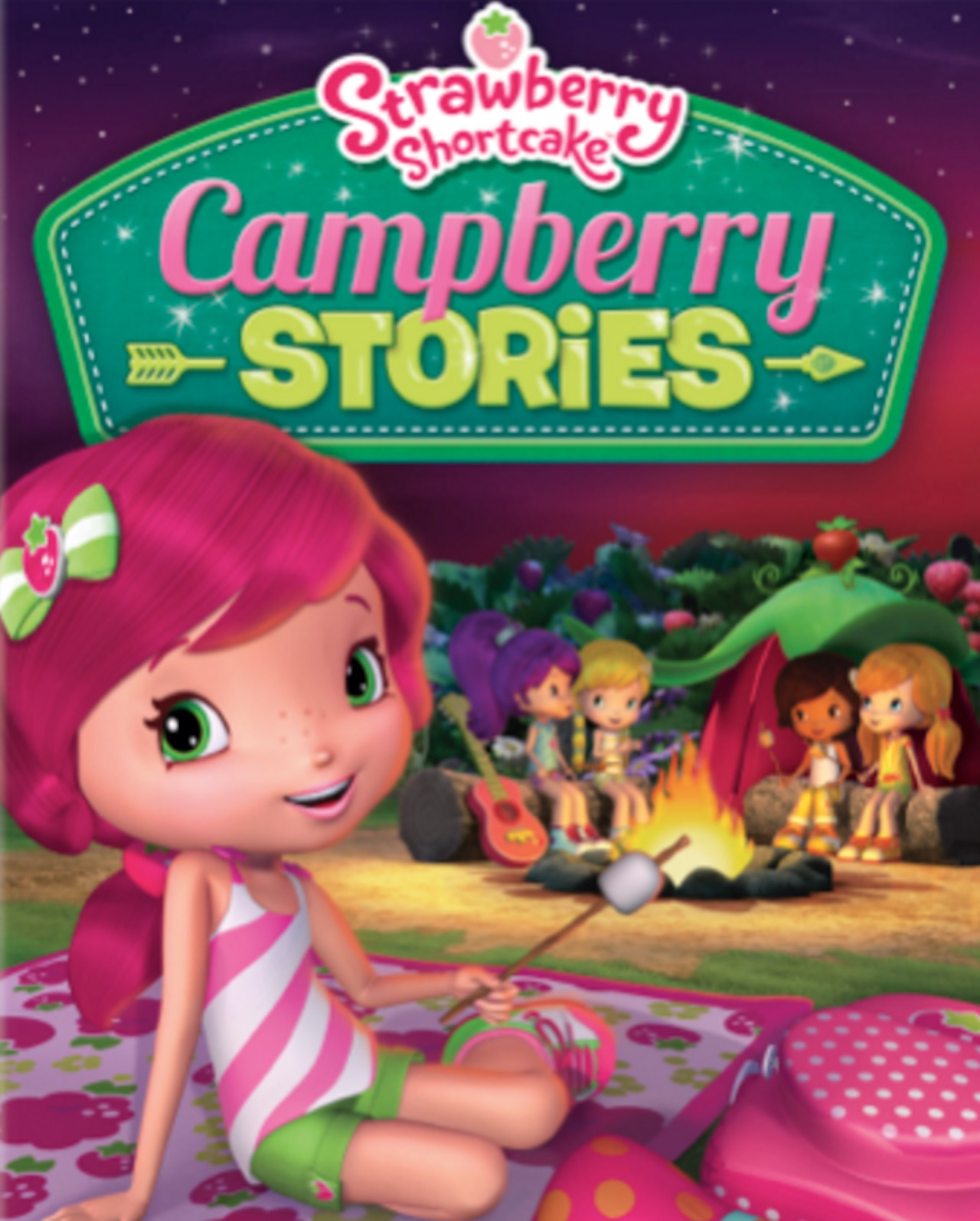 Strawberry Shortcake: Campberry Stories