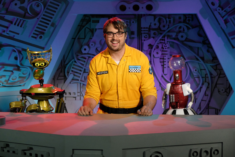 Mystery Science Theater 3000 Renewed By Netflix for Season 12!