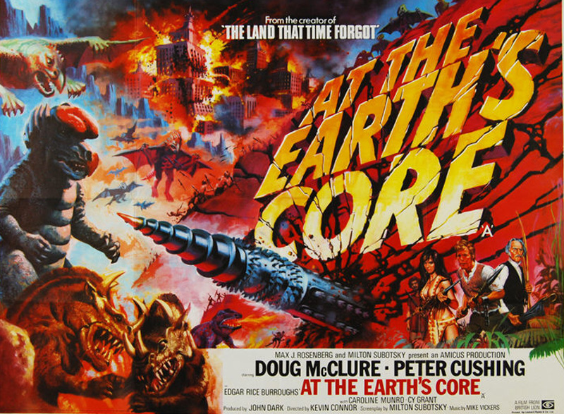 Episode 1114: At the Earth's Core