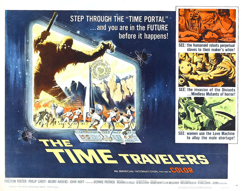 Episode 1103: The Time Travelers