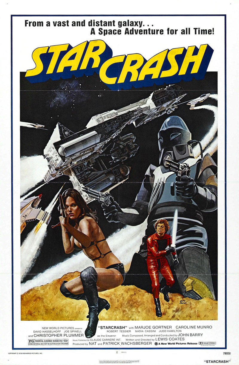 Episode 1106: Starcrash
