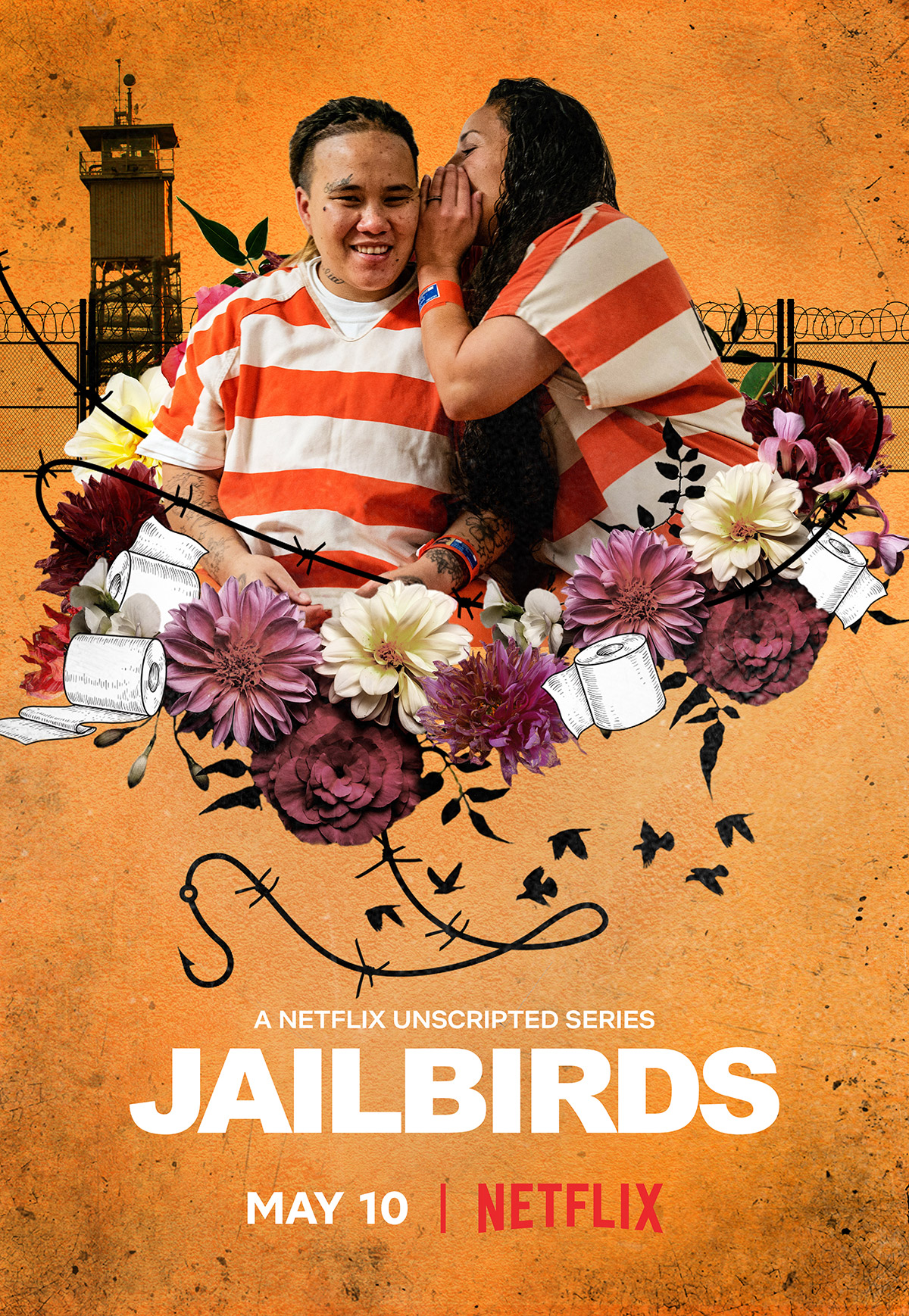 Netflix's Jailbirds