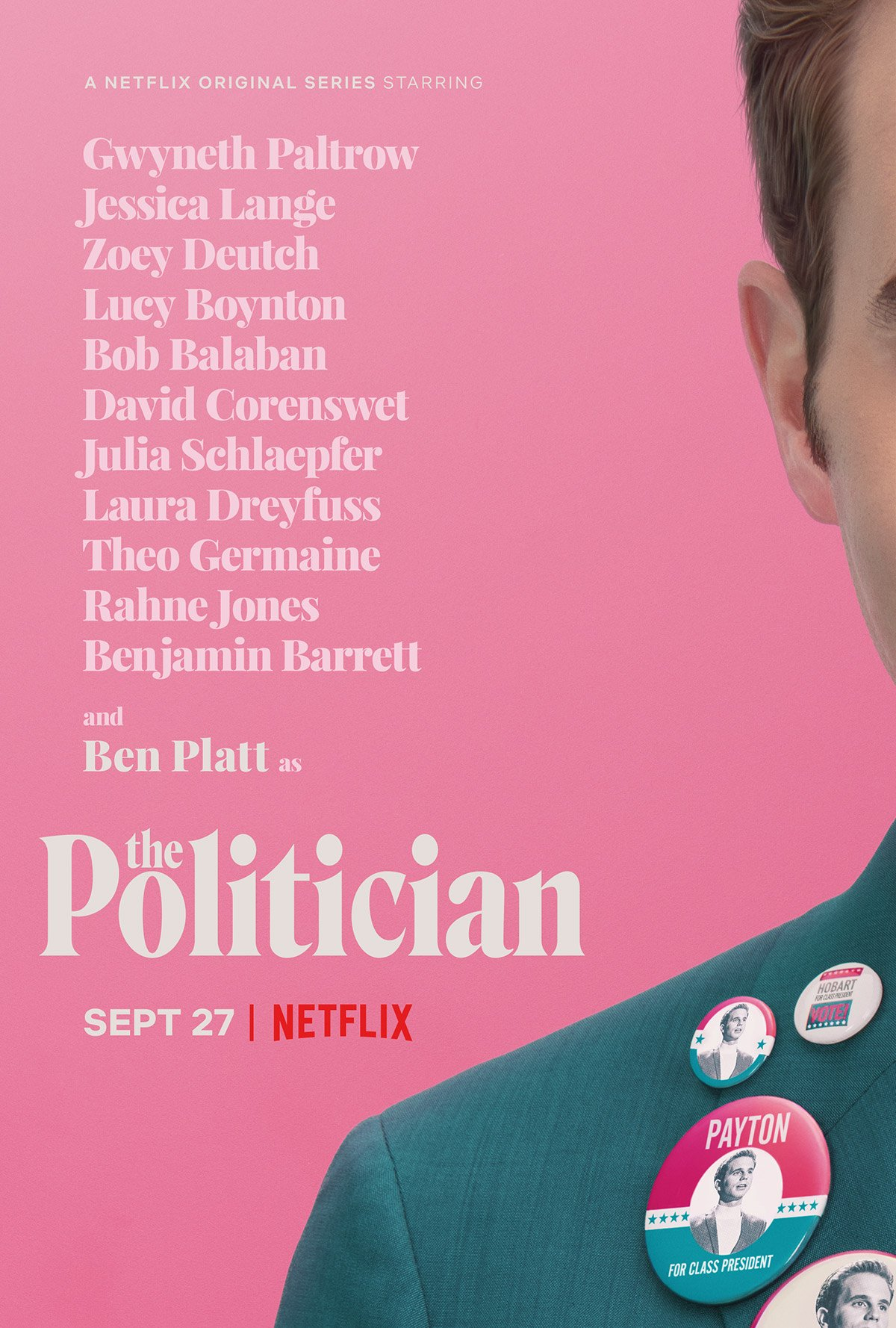 Netflix's The Politician