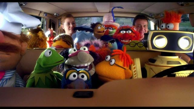 #1. The Muppets (2011)