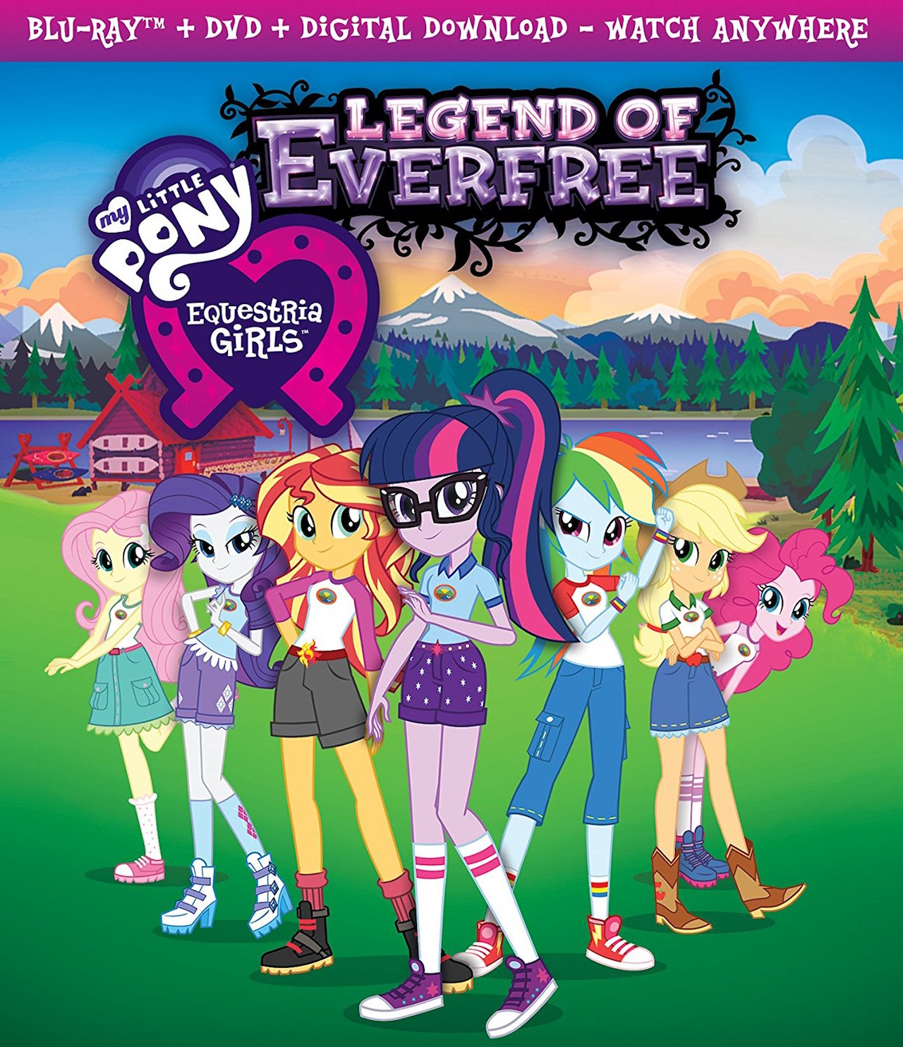 My Little Pony Equestria Girls: The Legend of Everfree